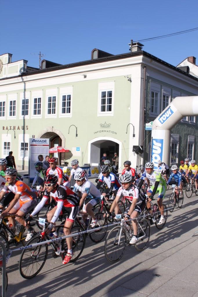 You are currently viewing Radstadt Radmarathon – ein langer fast kurzer Radmarathon