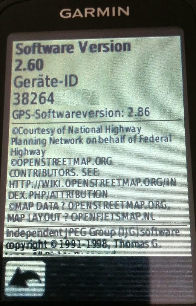 Garmin Edge 800/810 – Firmware Update auch mit Linux