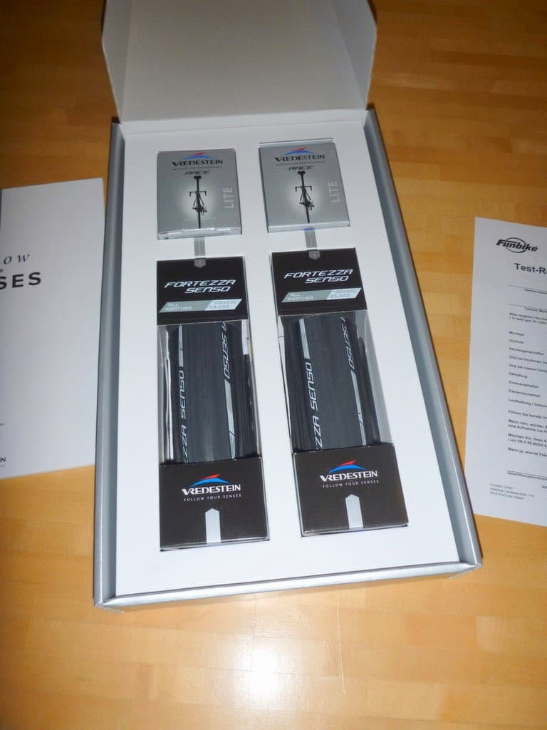 Vredestein Fortezza Senso Testpaket – All Weather, passend zum April