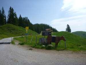 Die Qual der Wahl - Wandberghütte oder Burgerhütte