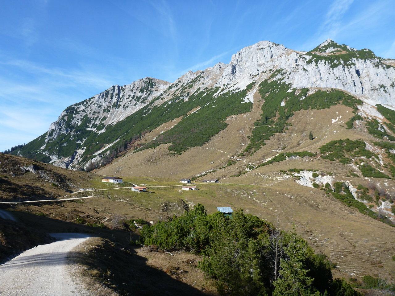 You are currently viewing Tourentip-MTB: die Feldalm, eine eher einsame Ecke des Kaisergebirges