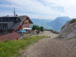 Familienwanderung – Pendling vom Schneeberg aus