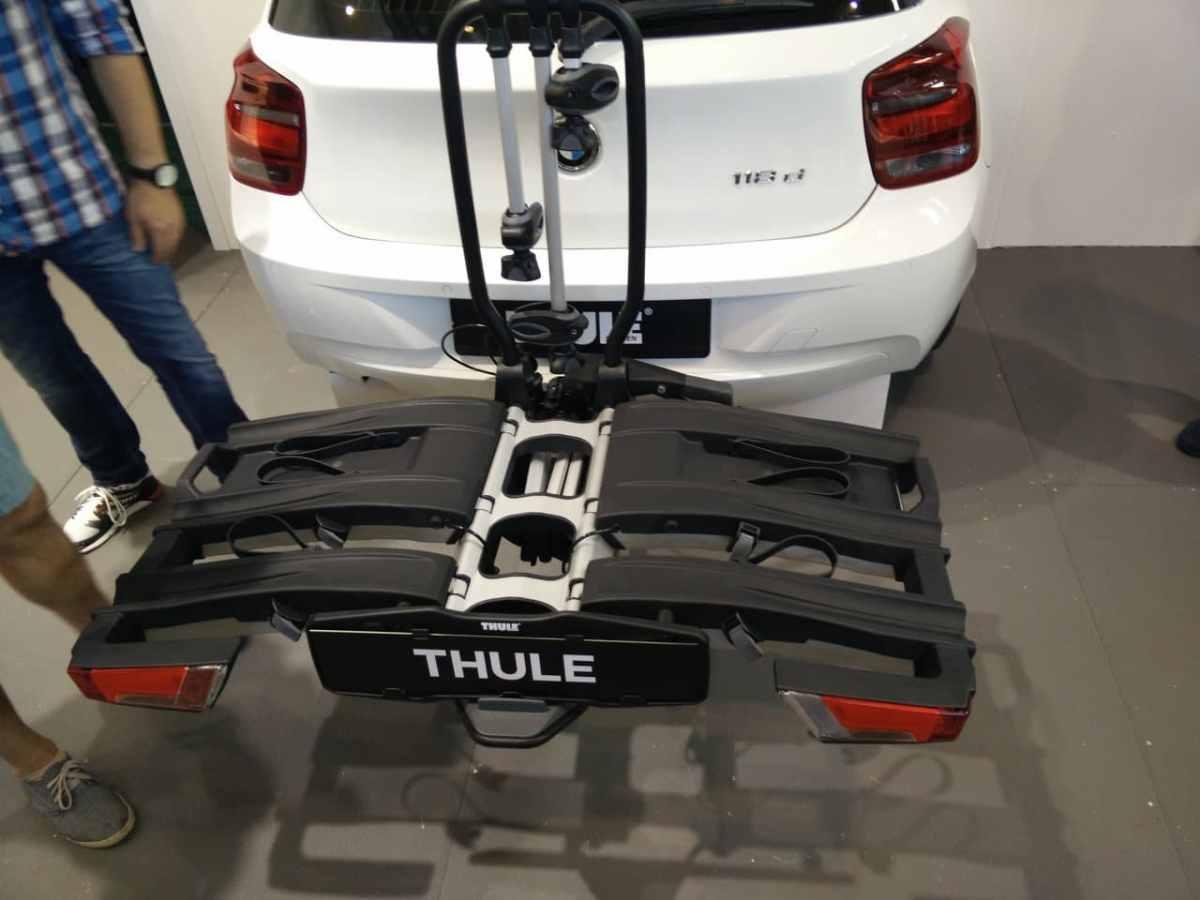 eurobike 2016 thule fahrradtr ger easyfold xt sportgaudi. Black Bedroom Furniture Sets. Home Design Ideas