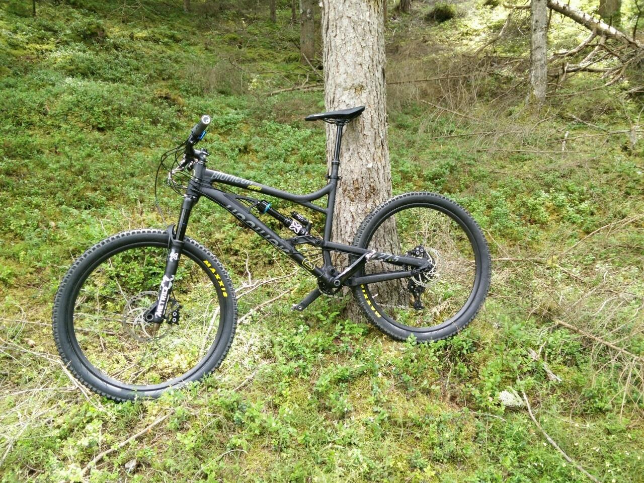 Bionicon rEvo ein Bike mit Nische
