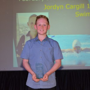 Feb J Jordyn Cargill 1 - Gippstar Awards Night 2016