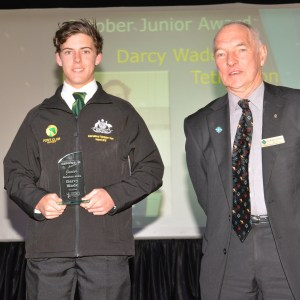 Oct J Darcy Wade 1 - Gippstar Awards Night 2016