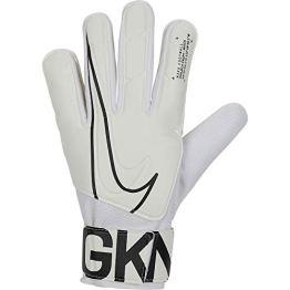 Nike NK GK MATCH-FA19 Soccer Gloves, White/(Black), 11 - 1