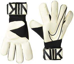 Nike Unisex-Adult Grip3 Goalkeeper Glove Liners, White/Black, 7 - 1