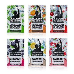 Energy Booster GAME CHANGER Probe Pack von GAMER SUPPS   eSports Energy Drink für Zocker   Wenig Kalorien   Wenig Zucker   6 x 7 g - 1