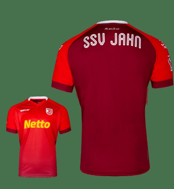 Jahn Regensburg Auswärtstrikot