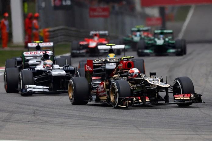 Formel 1 - Grosser Preis von Italien 2013