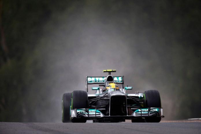 Hamilton erkämpft sich die Pole-Position beim Grossen Preis von Belgien.
