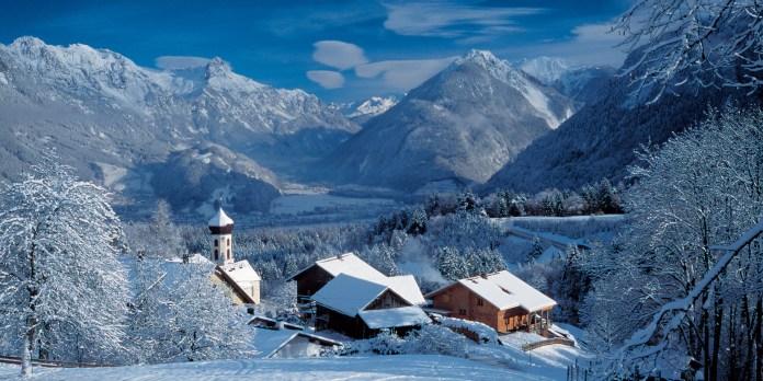 Winterferien Österreich 2011