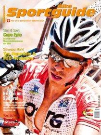 Sportguide Bike 1/2011, Cover