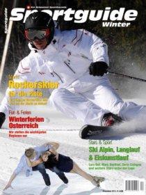 Sportguide Winter 2011, Cover