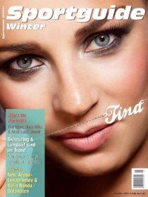 Sportguide Cover Winter 2/2013