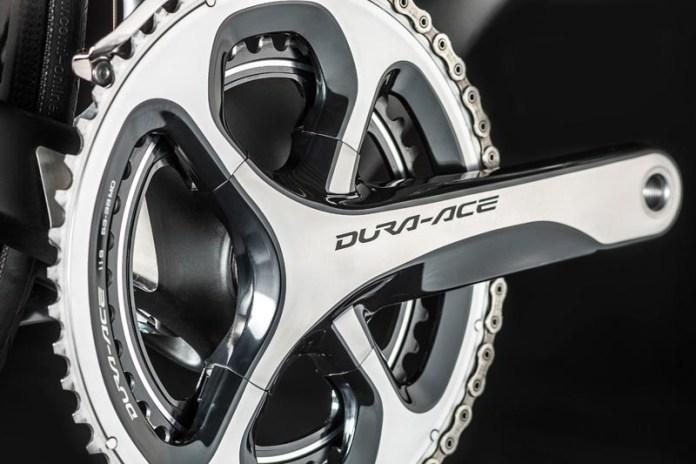 Pure Cycling Ultimate CF SLX 9.0, Kurbel
