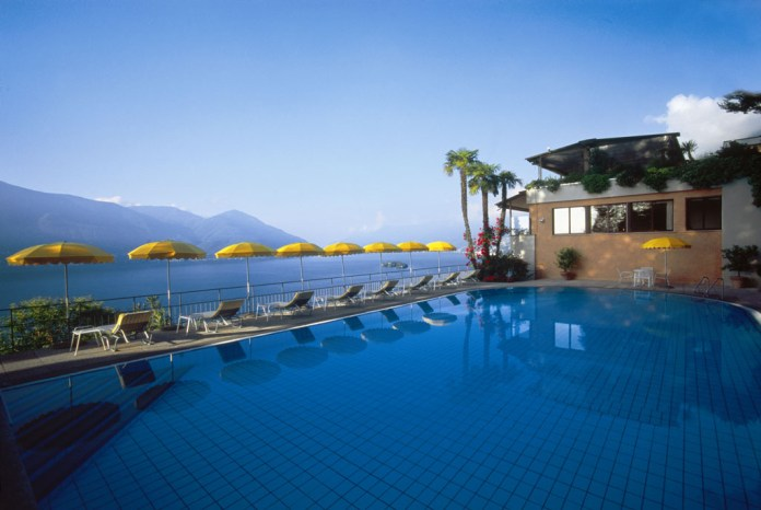 Hotel Casa Berno, Ascona, Swimmingpool