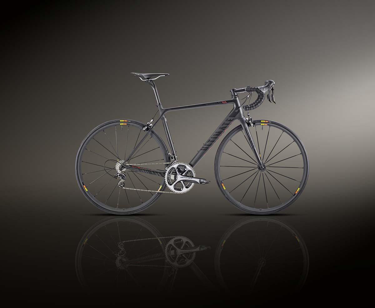 Pure Cycling Ultimate CF SLX 9.0, Ambiance