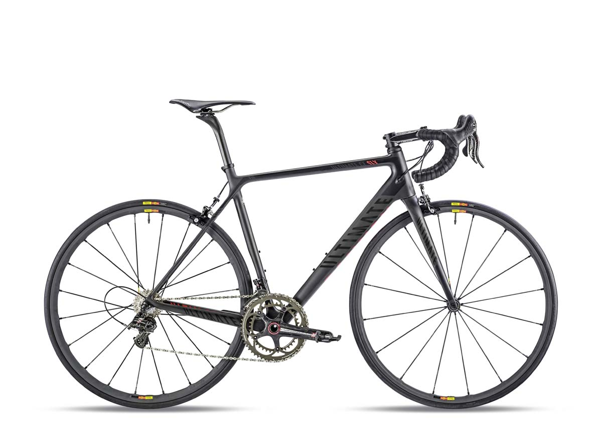 Pure Cycling Ultimate CF SLX 9.0 Ltd, Seitenansicht
