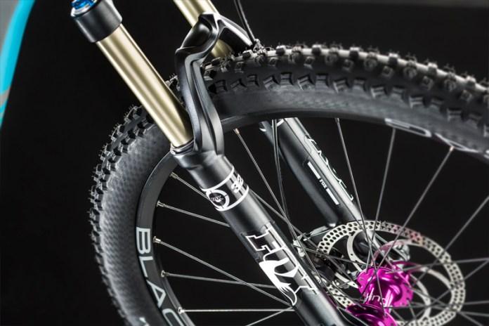 Pure Cycling Nerve AL 8.0, Federung