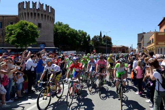 Giro d'Italia 2014, 9a tappa: Lugo-Sestola