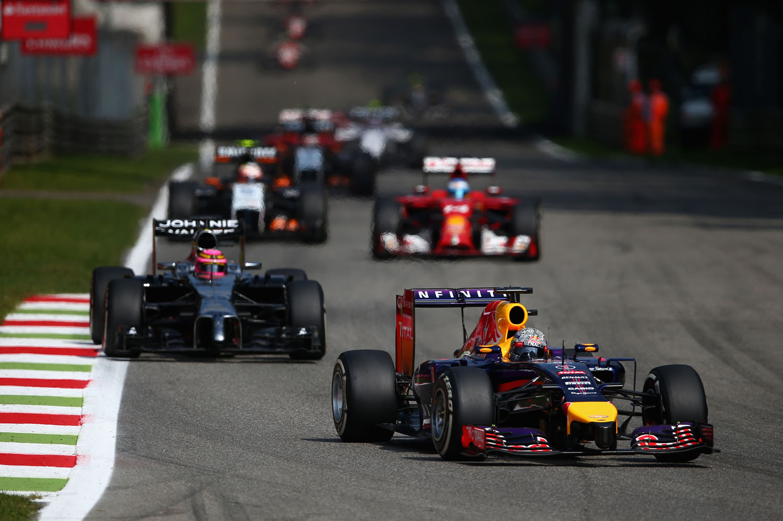 Formel 1 - GP Italien 2014, Sebastian Vettel