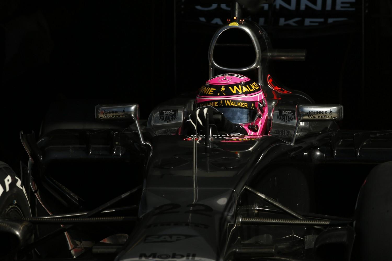 Formel 1 - GP Italien 2014, Jenson Button