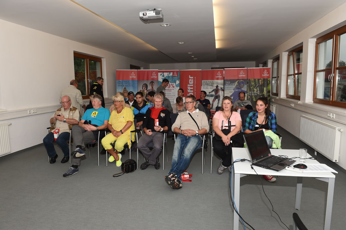Fischer Sports, Händlerbesuch September 2014