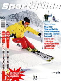 Sportguide Winter 1/2014, Cover