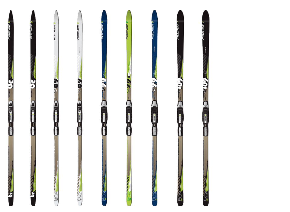 Fischer Langlaufski 2014/15, Modellserie Backcountry