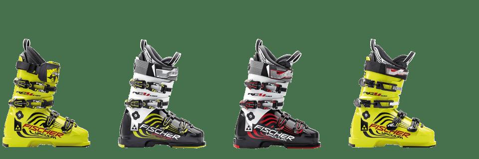 Fischer-Race-Skischuhe