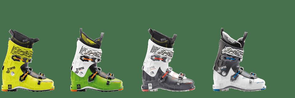 Fischer-Tour-Skischuhe