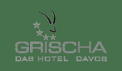 GRISCHA Das Hotel Logo