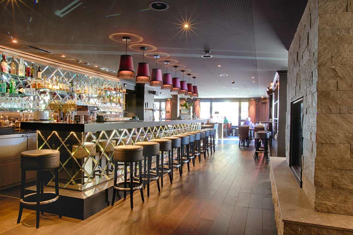 Hotel Grischa, Bar