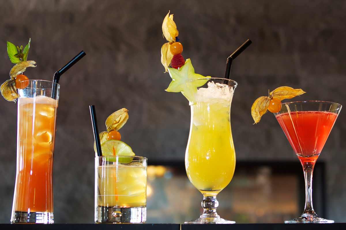 Hotel Grischa, Cocktail