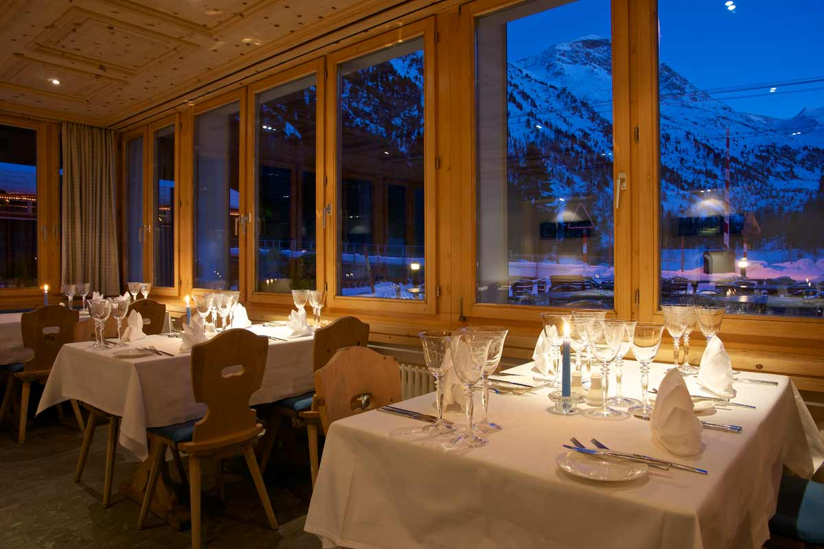 Morteratsch Restaurant