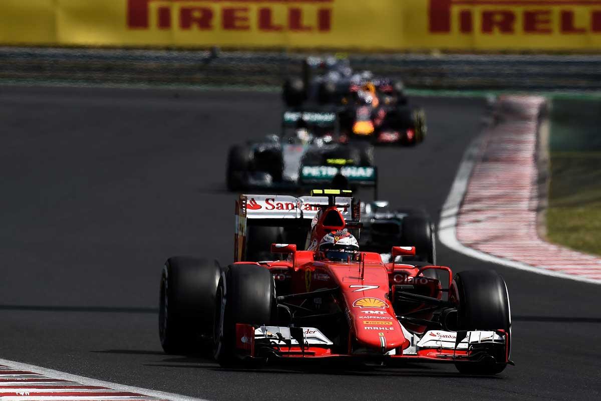 GP-Ungarn2015-Ferrari-Raikkoenen-Track