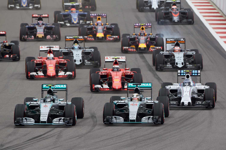 F1-GP-Russland2015-Start