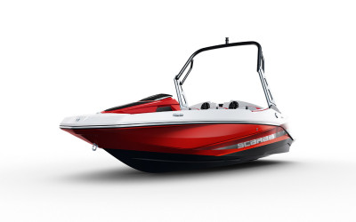 Scarab 165 Impulse, Laser Red