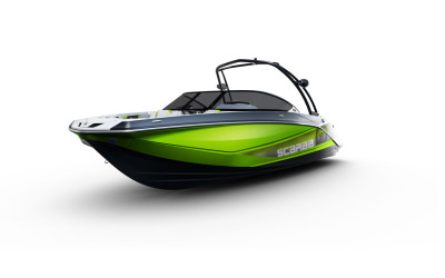 Scarab 255 IMPULSE, Vivid Green