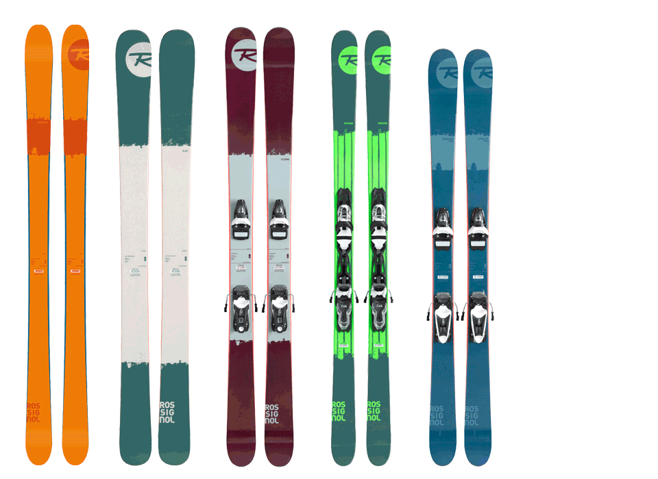 Rossignol Freestyle, 2016/17
