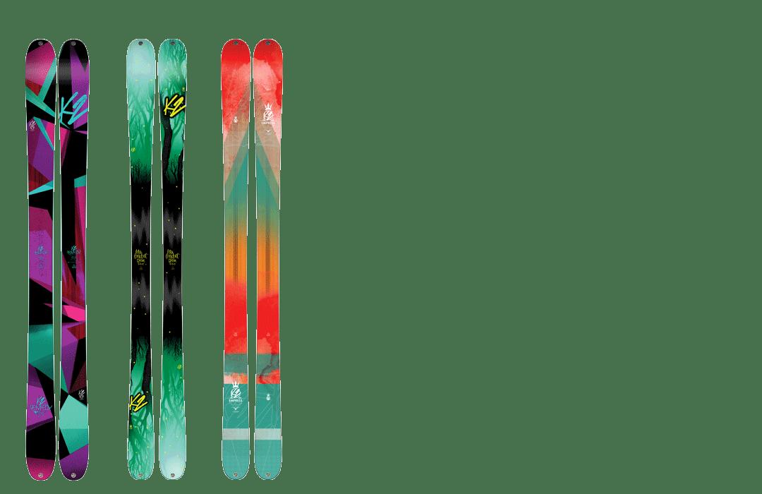 Bild K2 Palette Freestyle Factory Women, 2016/17