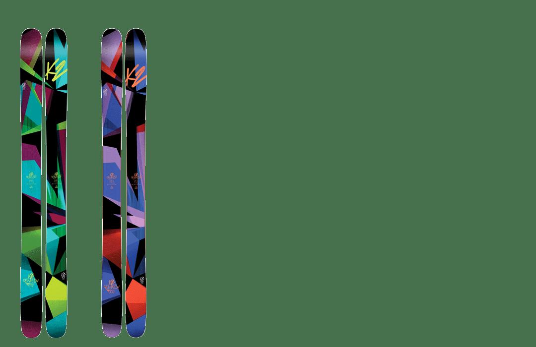 Bild K2 Palette Remedy Freeride Women, 2016/17
