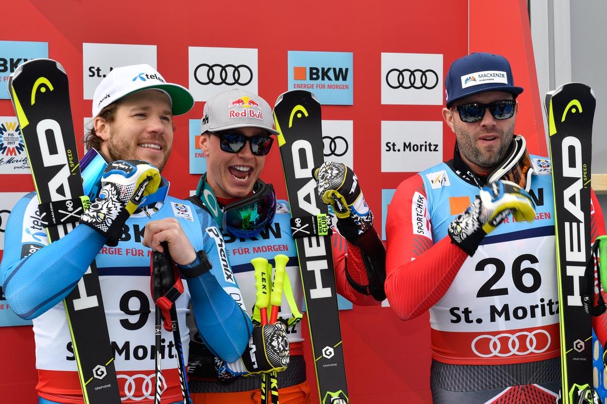 Ski-WM-2017-Super-G-Herren-Podest