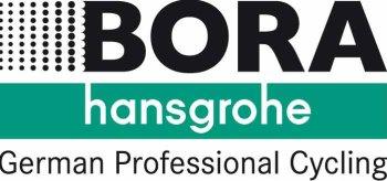 Bora-Hansgrohe, Logo