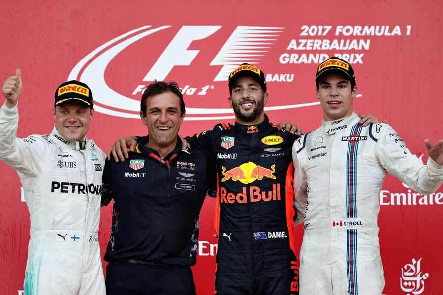 Formel1-Aserbeidschan-2017-Podest