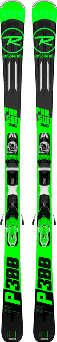 Rossignol Pursuit 300, Xpress 2, 2017/18