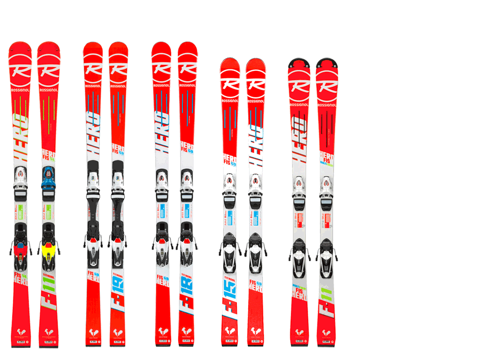 Rossignol Hero Race Expert Junioren, 2017-2018