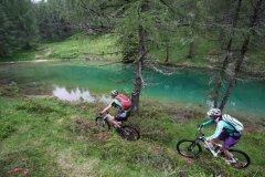 Biketour Trentino, Pozze-Runde, Valsugana